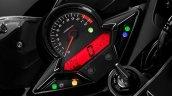 Honda CBR300R instrument cluster press image