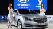 Hyundai AG front three quarters at Busan Motor Show 2014
