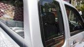 Isuzu D-max Spacecab launch rear window
