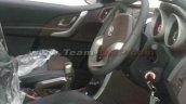 Mahindra XUV500 Sportz interior spied