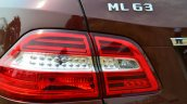 Mercedes-Benz ML 63 AMG Review ML badge