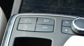 Mercedes-Benz ML 63 AMG Review controls