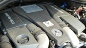 Mercedes-Benz ML 63 AMG Review engine