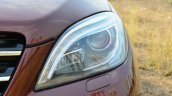 Mercedes-Benz ML 63 AMG Review headlight