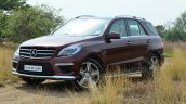 Mercedes-Benz ML 63 AMG Review profile