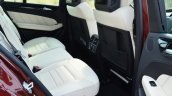 Mercedes-Benz ML 63 AMG Review rear seat