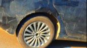 Spied Maruti Ciaz Delhi wheel