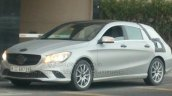 Spied Mercedes CLA Shooting Brake front