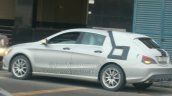 Spied Mercedes CLA Shooting Brake rear quarter