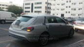 Spied Mercedes CLA Shooting Brake