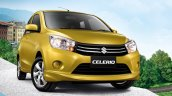 Suzuki Celerio Thailand press shot front