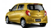 Suzuki Celerio Thailand press shot rear