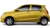 Suzuki Celerio Thailand press shot side