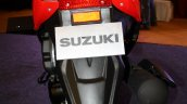 Suzuki Let's - rear