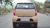 Tata Nano Twist Review rear