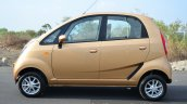 Tata Nano Twist Review side