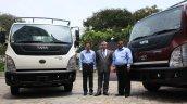 Tata Ultra 812+912 launch