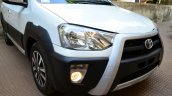 Toyota Etios Cross Review front fascia