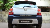 Toyota Etios Cross Review rear angle