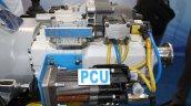 Wabco AMT Optidrive cutaway PCU & actuator
