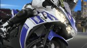 Yamaha YZF-R25 in action