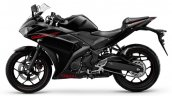 Yamaha YZF-R25 predator black color