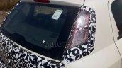 2014 Fiat Punto facelift India taillamp spyshot