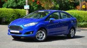 2014 Ford Fiesta Facelift Review front quarters