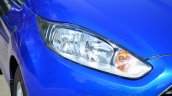 2014 Ford Fiesta Facelift Review headlamp