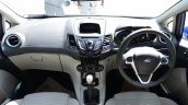 2014 Ford Fiesta Facelift Review interior