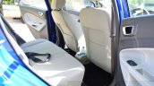 2014 Ford Fiesta Facelift Review rear seat