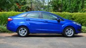 2014 Ford Fiesta Facelift Review side