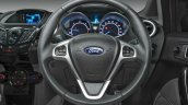 2014 Ford Fiesta steering wheel official image