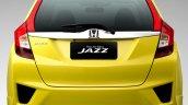 2014 Honda Jazz Philippines press shot rear