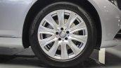 2014 Mercedes-Benz S Class S350 diesel launch alloy wheel