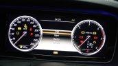 2014 Mercedes-Benz S Class S350 diesel launch cluster