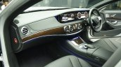 2014 Mercedes-Benz S Class S350 diesel launch dash