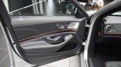 2014 Mercedes-Benz S Class S350 diesel launch door trim