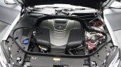 2014 Mercedes-Benz S Class S350 diesel launch engine