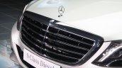 2014 Mercedes-Benz S Class S350 diesel launch grille