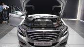 2014 Mercedes-Benz S Class S350 diesel launch hood
