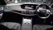 2014 Mercedes-Benz S Class S350 diesel launch interior