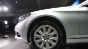 2014 Mercedes-Benz S Class S350 diesel launch wheel