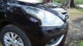 2014 Nissan Sunny facelift diesel review light