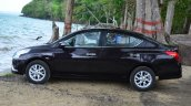2014 Nissan Sunny facelift diesel review side