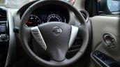 2014 Nissan Sunny facelift diesel review steering