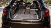 2015 BMW X6 press shots boot storage