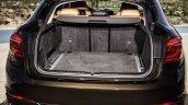 2015 BMW X6 press shots boot