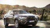 2015 BMW X6 press shots dynamic