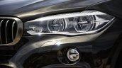 2015 BMW X6 press shots headlight